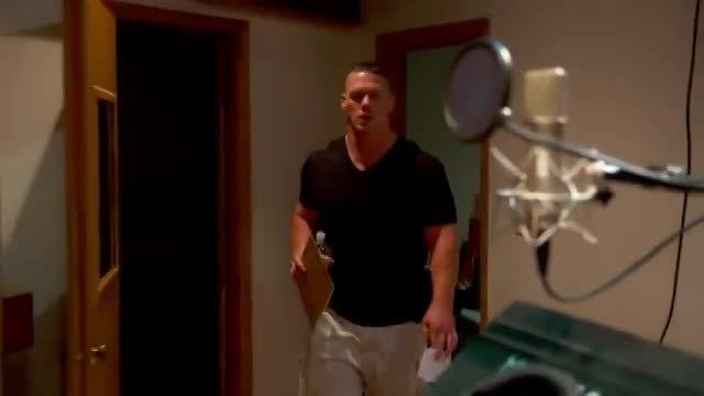 جان سینا در استریو 15 WWE 2K