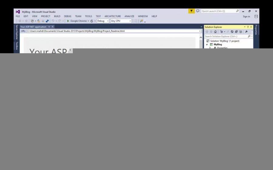 آموزش فارسی ASP.NET MVC5 به زبان فارسی قسمت 4