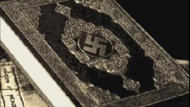 گردونه مهر نماد باستانی ایران یا نماد نازیسم آلمان ؟