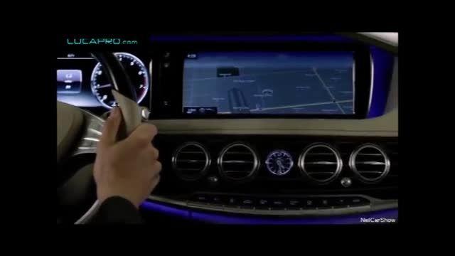 احساس زندگی لاکچری با خودروی لوکس مرسدس میباخ S600/کلیپ