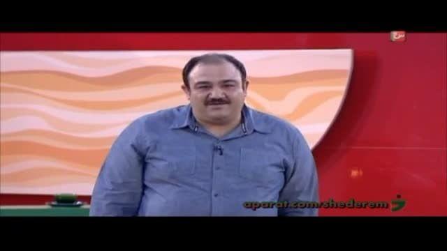 استنداپ کمدی مهران غفوریان در خندوانه
