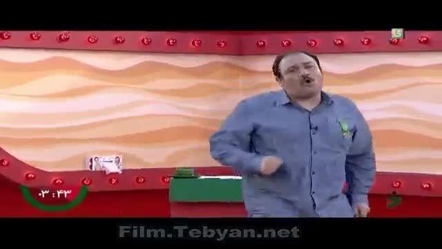 مهران غفوریان -نیمه نهایی مسابقه خنداننده برتر -