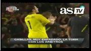 مسی شروع کننده جنجال در الکلاسیکو