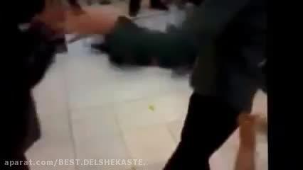 رقص تکنو جدید از ایران خنده دار ..آخر خنده