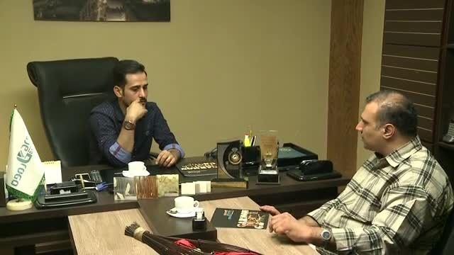 مصاحبه مدیر وبسایت فوت و فن ها با مدیر دفترطراحی گارمون