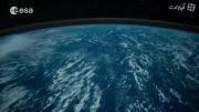 ویدیو تایم لپس از تصاویر فضایی از سطح زمین