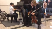 you raise me up _ Yoonseo.with David Garrett