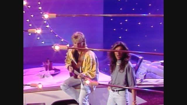 مدرن تاکینگ - اجرای آهنگ Geronimo's Cadillac 1986