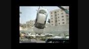 مراحل نجات خودرو اسیب دیده در ایران (ته خنده$محمود تبار