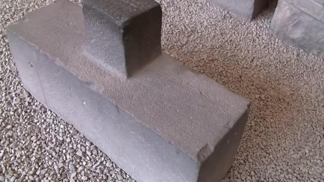 سنگی عجیب ساخته شده توسط نیاکان اینکاها!