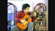 اجرای آهنگ Colombiana  توسط استاد ناصر رسا