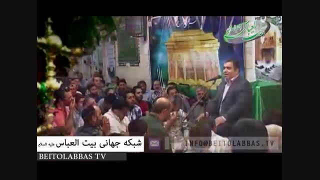 با بی کسی و غربت و غم می سازیم - حاج حسن خلج