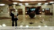 تنوع غذاها در رستوران هتل عباسی اصفهان - resturan hotel abbasi