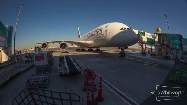 فرودگاه لوکس دبی