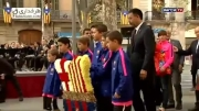 بارسلونا و بزرگداشت روز ملی کاتالونیا