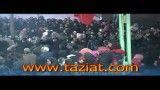 ورود هیئت امام حسین علیه السلام به میدان تعزیه روستای نشلج - عاشورای 91