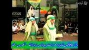 تعزیه فاطمه زهرا گلختمی 84 در مشهد-شاهکار بینظیر گلختمی