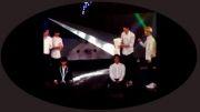 خیس شدن کای و بکهیون ice challenge (کنسرت سنگاپور) exo