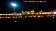مراسم سال تحویل در حرم امام رضا