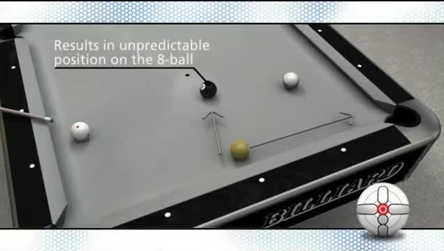 آموزش کنترل کیو بال - توپ سفید در بیلیارد 2 - Bazeh.com