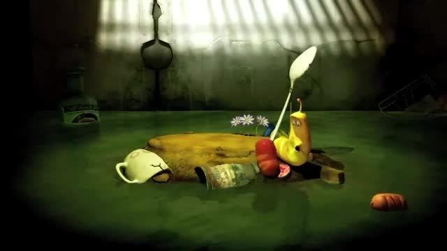 کارتون انیمیشنی لاروا - فصل اول قسمت 23 -ماهیگیری