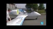 پرواز اولین هواپیمای الکتریکی جهان - گجت نیوز