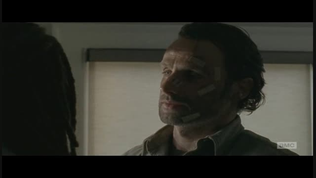 "The Walking Dead قسمت 16 از فصل 5 "" پارت سوم """