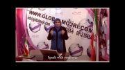 تدریس انگیزشی ستایش تاجیک ، زبان بدن خصوصا چشم ها