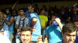 تشویق هواداران استقلال در دربی