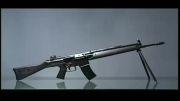 معرفی سلاح HK G41 (توضیحات به زبان چینی)