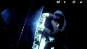 پیانو زدن به سبک شاهرخ خان ! (کرکر خنده!) در فیلم ...