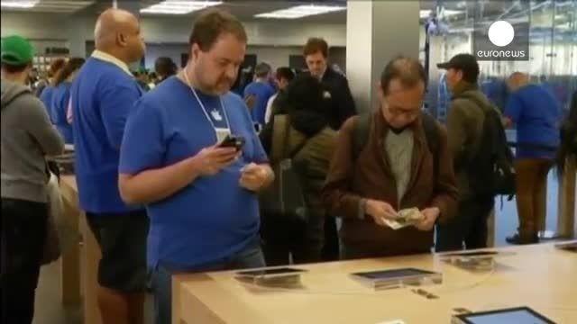 سرمایه بورسی شرکت اپل رکورد شکست