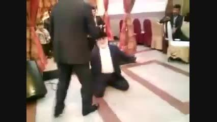 رقص گیلکی بسیار زیبای یک مرد سالخورده