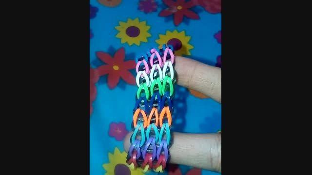 دستبند من برای مسابقه فانی بافت پارمیدا