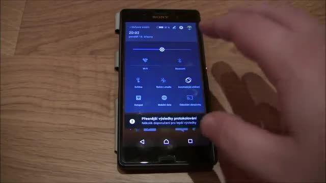 رام رسمی اندروید 5.0.2 برای Xperia Z3 D6603