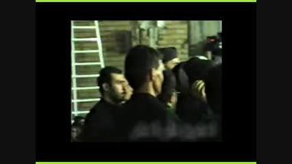 مداحی حاج محمد باقر منصوری / سرلشگریم