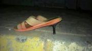 عکس جدید از کفش پاشنه بلند ورساچه در راه است خخخخ