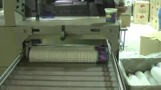 دستگاه چاپ لیوان تمام اتوماتیک مدل DO-7