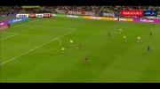 خلاصه بازی سوئد 1 - روسیه 1 (مقدماتی یورو 2016)