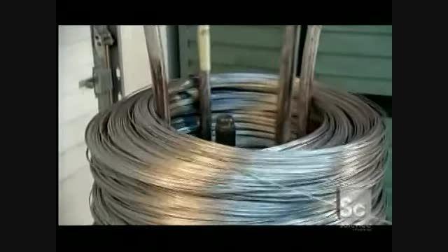 تولید الکترود جوش (صنایع فلزی)