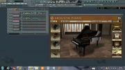 پیانو fl studio-مقدمه کارم