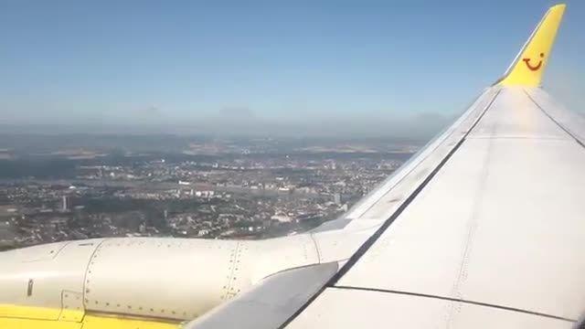 فرود Boeing 737-800 در شبیه ساز الماس
