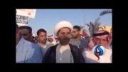 تصاویر دیدنی از حماسه ده ها هزار بحرینی در پایتخت