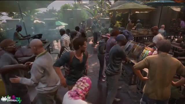 E3:گیم پلی بازی Uncharted 4 از سایت آل گیم