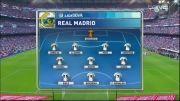 خلاصه کامل بازی رئال مادرید و التتیکو مادرید