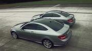 تیزر رسمی - مرسدس بنز C-Class Coupe - با کیفیت HD