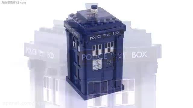 LEGO Doctor Who set لگو دکتر هو خیلی باحاله (: