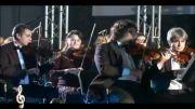 پن فلوت نوازی زیبای گئورگ زامفیر در کنسرت