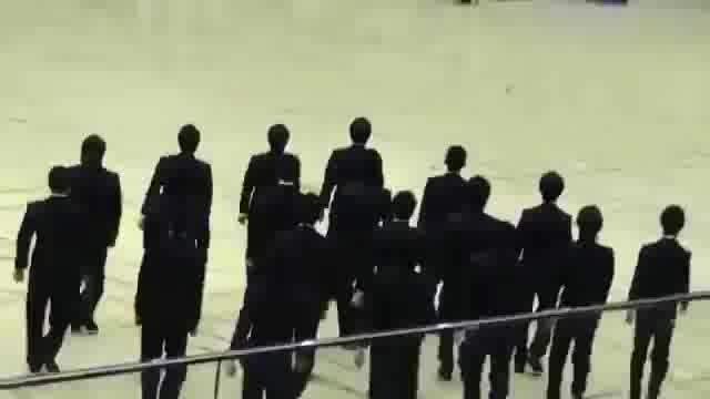 مانور انضباط !