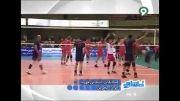 مستند والیبال.انتخابی قهرمانی جهان - ایران بحرین